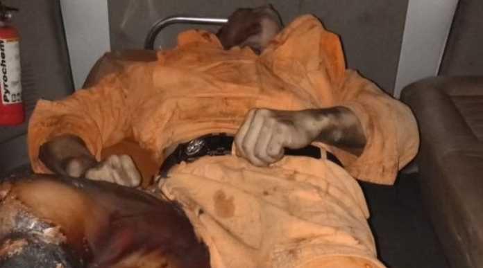 Pekerja asal China yang tewas kesetrum di PT Power Steel Berinisial (YCX)