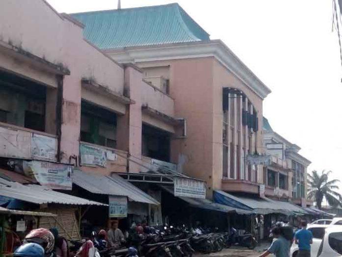 Kondisi Pasar Induk Rau Kota Serang