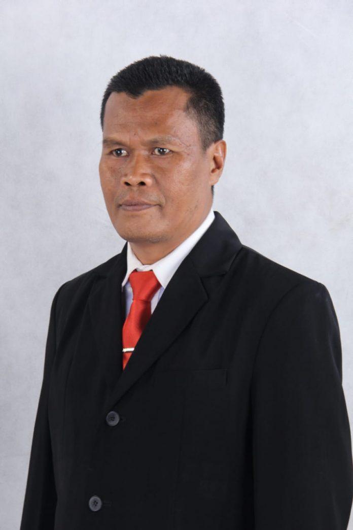 Muchammad Isran, SE, Dewan Pembina DPP GERAK Indonesia