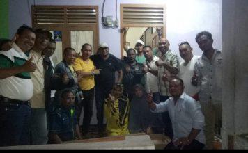 Foto : Jajaran Organisasi Maluku Satu Gandong ( MASAGA )