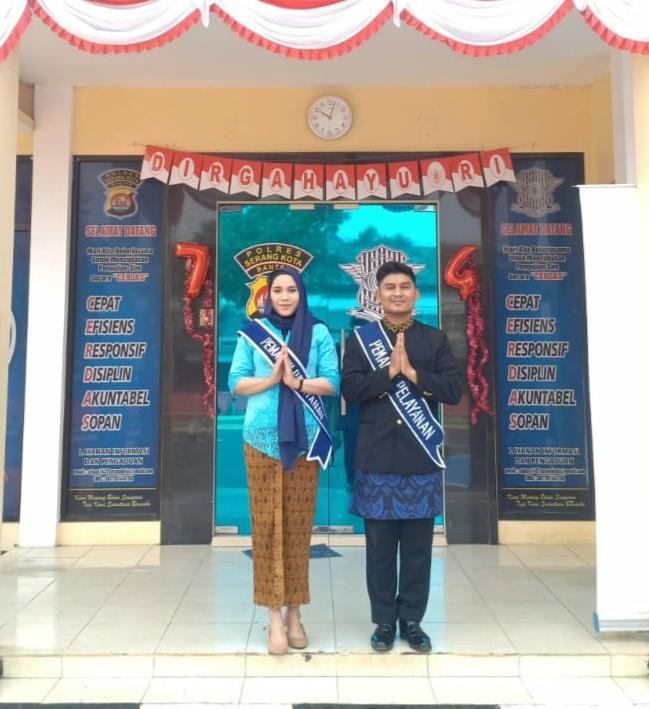 Pakaian Adat Banten - Baju Adat Tradisional