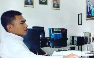Foto : Ahmad Suhud Direktur Exsekutif Lembaga BP2A2N